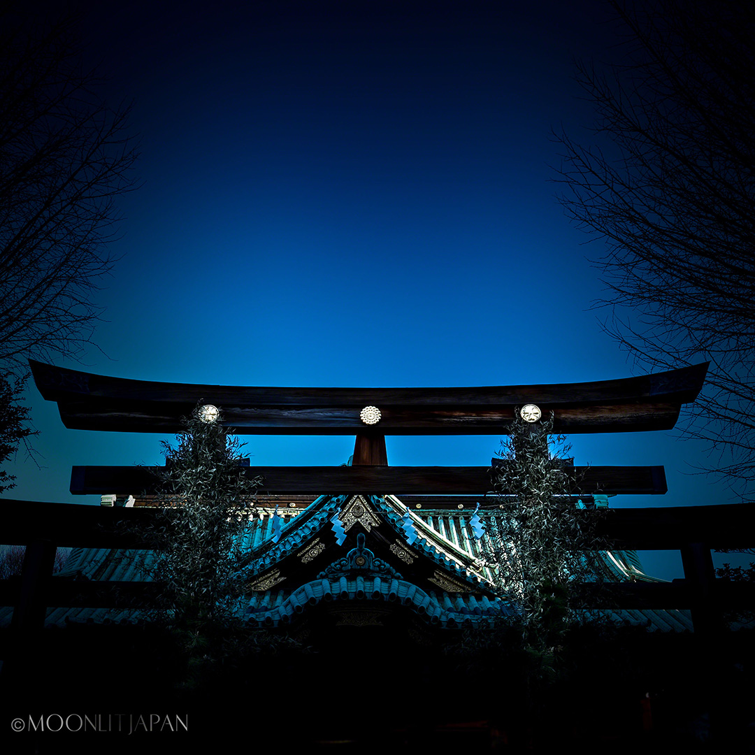 LANDING LIGHTS | MOONLIT JAPAN